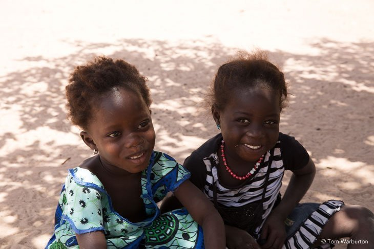 Gambia – Light Up a Village