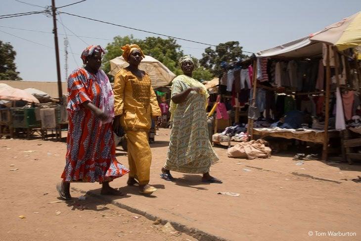 Gambia – A Visit To Brikama Market