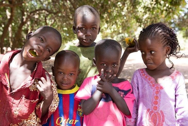 Gambia – A Visit to Mason Nursery School