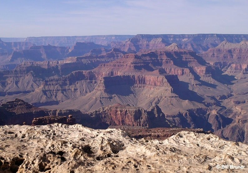 Grand Canyon – Trail of time