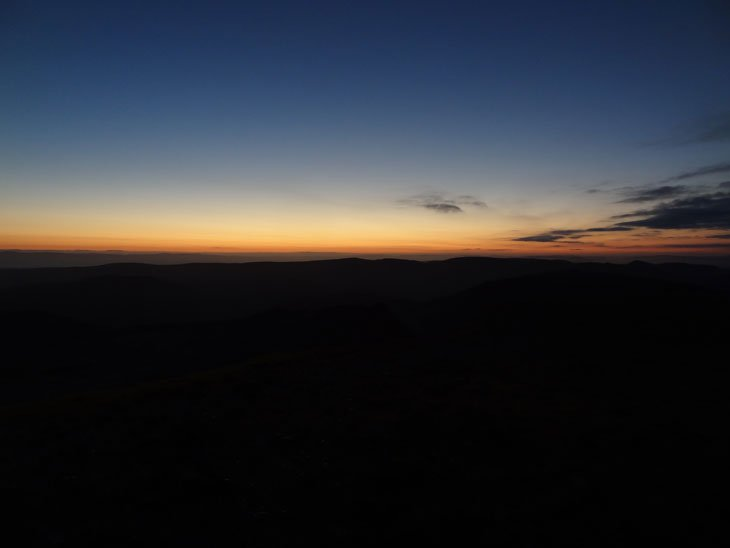 lake District pre dawn