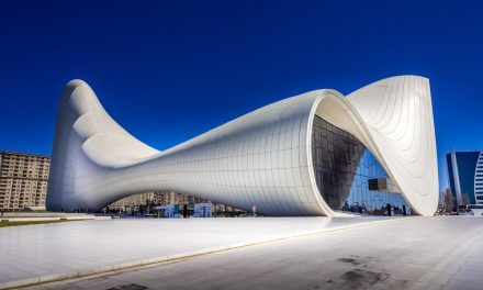 Azerbaijan – The Heydar Aliyev Centre of Baku