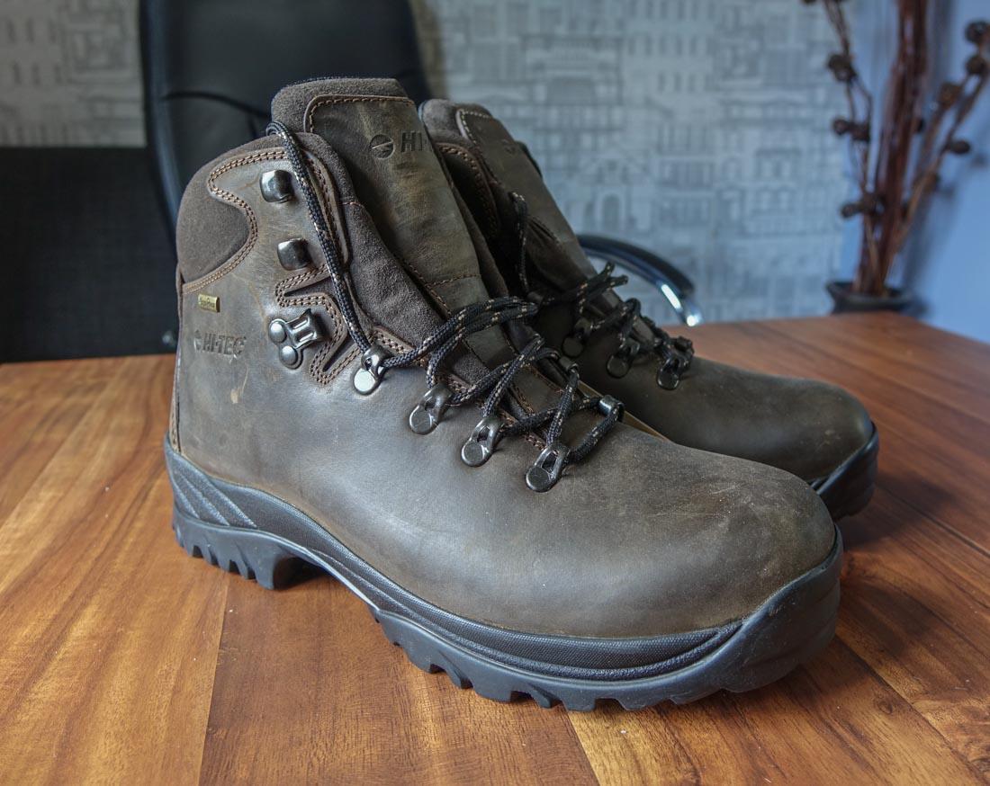 Hi-Tec-Ravine-boots Season Tested: Hi-Tec Ravine Waterproof Boots