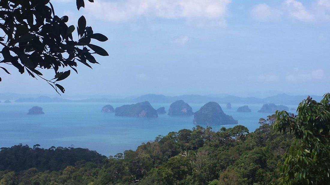 Hiking 'Dragon Crest' Mountain in Thailand 1