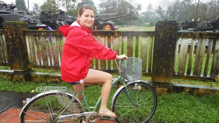 Vietnam: Exploring Hue by bicycle