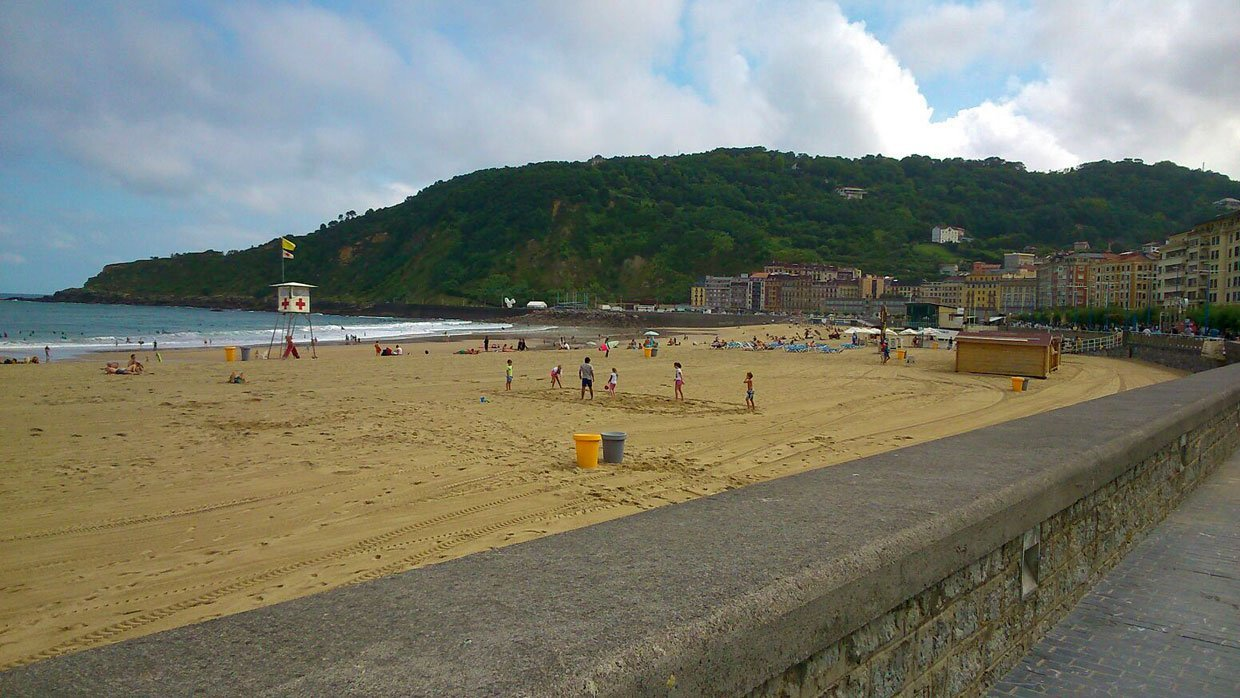 San Sebastian – a beautiful small city