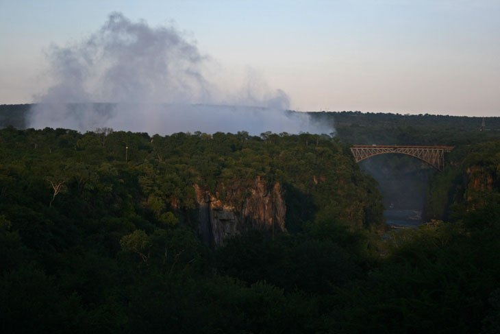 Victoria Falls, I Presume? Adventures in the Footsteps of Livingstone