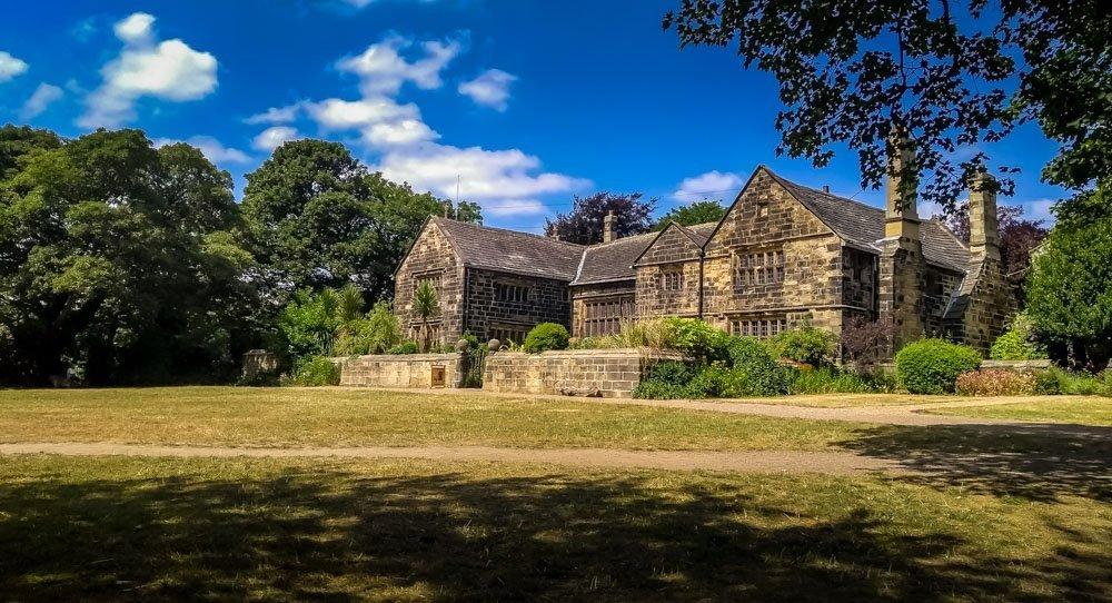 Oakwell Hall, Kirklees - Exploring The Parkland 1