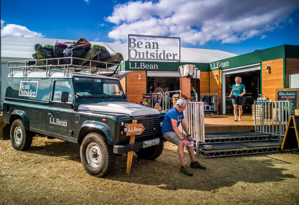 A Weekend at Countryfile Live with L.L. Bean