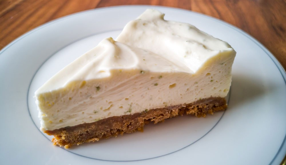 Key Lime Pie and Recipe