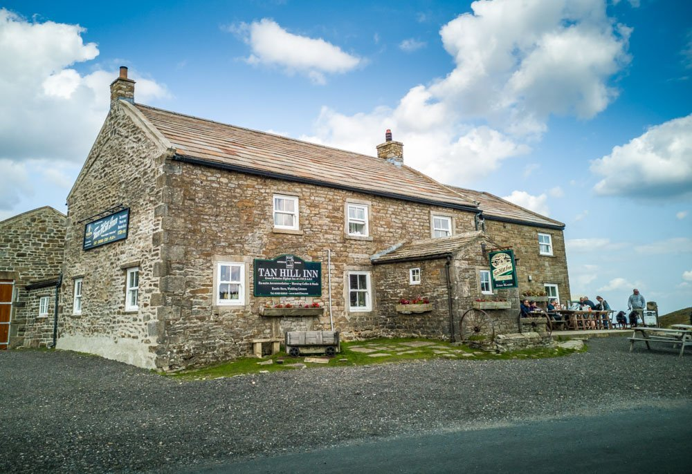 Tan Hill Inn, The Highest Pub in Britain