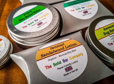 The Solid Bar Company - Your Perfect Vegan Travel Companion