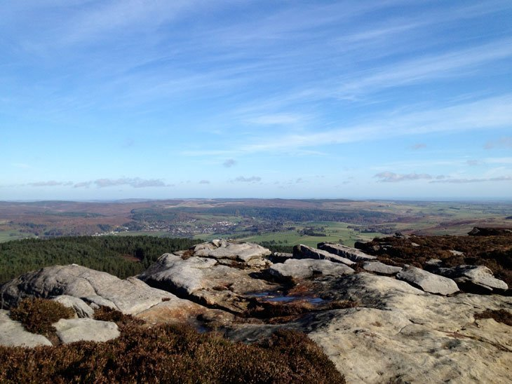 Northumberland - Hiking Rothbury