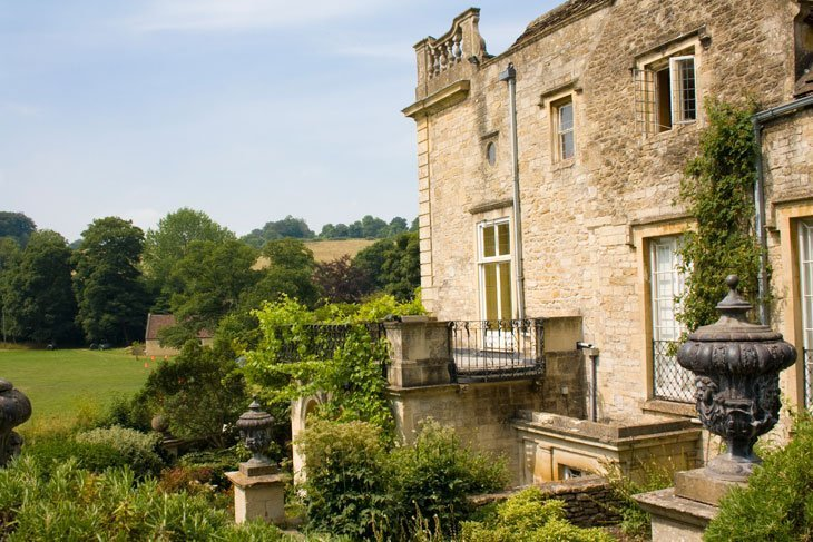Iford Manor and The Peto Garden, Wiltshire