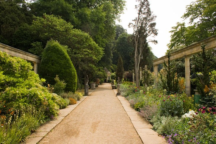 Wiltshire - Iford Manor and The Peto Garden