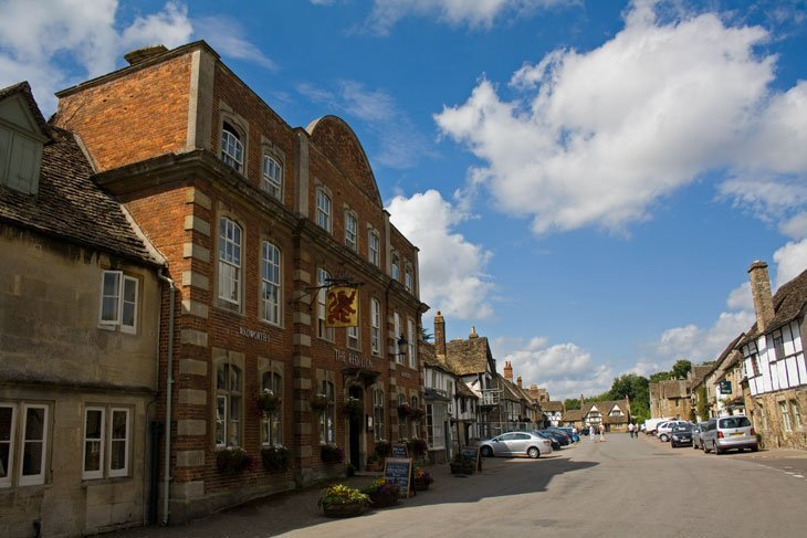 Wiltshire – Step back in time through the village of Lacock