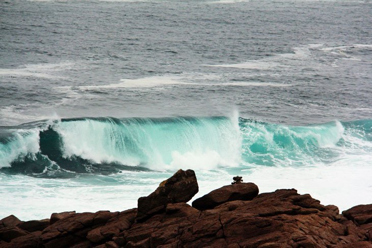 Canada – Cape Spear, Escape is only a wave away 1