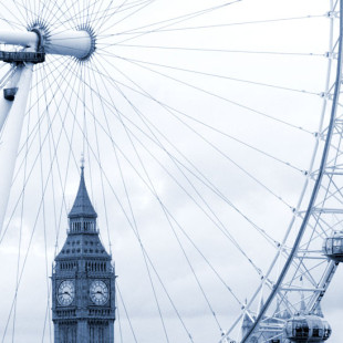 London – Where Modern Times and History Meet