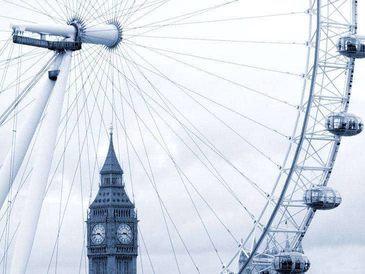 London – Where Modern Times and History Meet 1