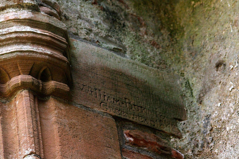 IMG_47802 Caerlaverock Castle – Scotland's fascinating medieval fortress