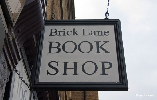 London - a walk down Brick Lane