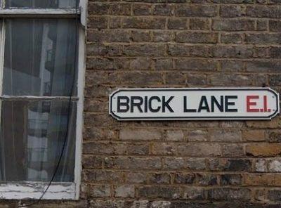 London – a walk down Brick Lane