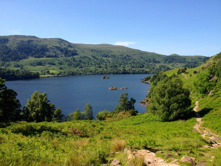Ullswater - Stunning Views And Nature's Beauty