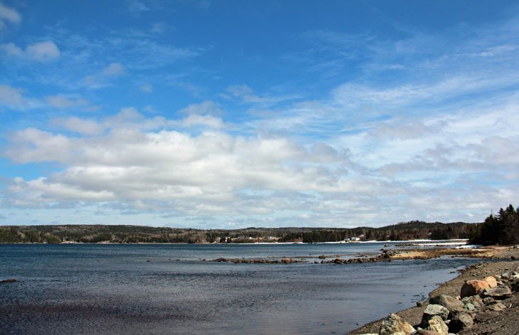 Around The Bay On A Sunny Day – Newfoundland, Canada