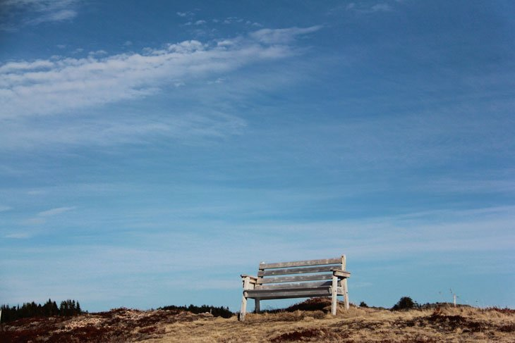 IMG_6551_BENCH Around The Bay On A Sunny Day – Newfoundland, Canada