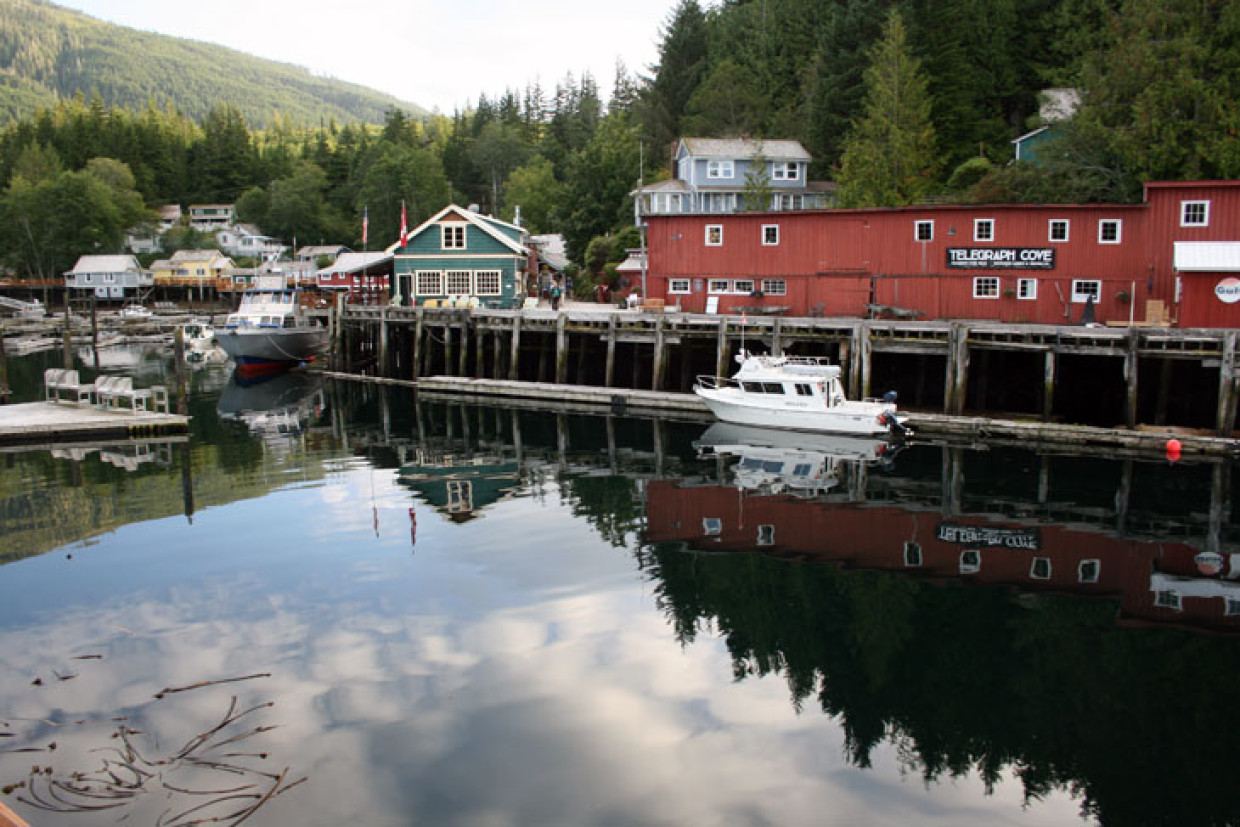 Discovering Vancouver Island