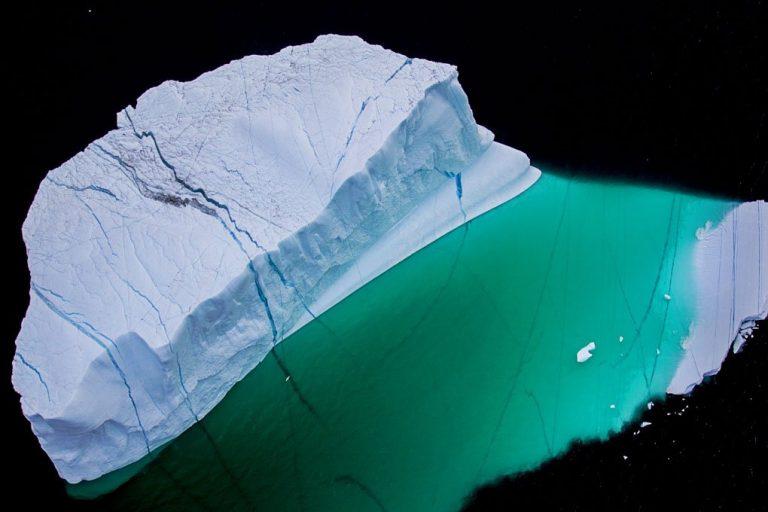 Majestic Giants – Icebergs Around Newfoundland