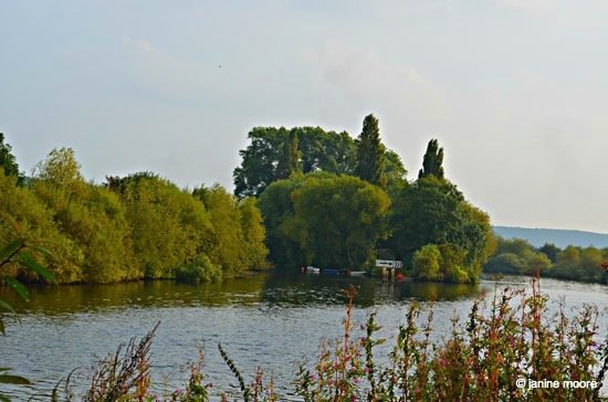 Image-12.-Barton-Island Derbyshire to Nottinghamshire, A Tranquil Canal and Riverside Walk
