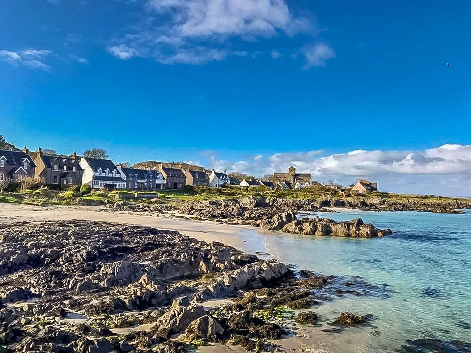 Iona3 Iona – An Uninterrupted Scottish Jewel