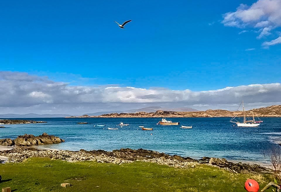 Iona4 Iona – An Uninterrupted Scottish Jewel