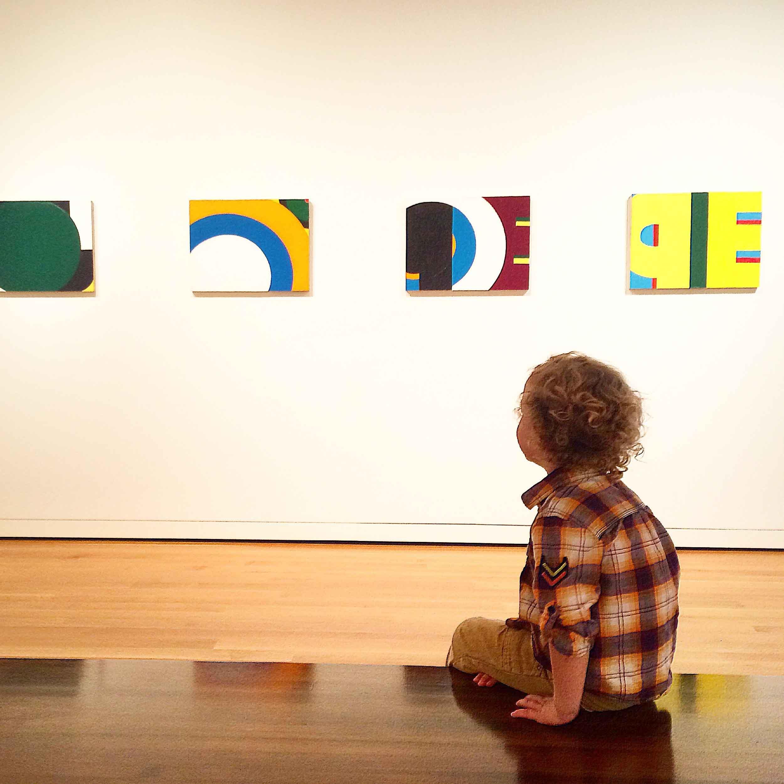 JJ-in-Art-Museum Four Seasons Seattle: A Home Run