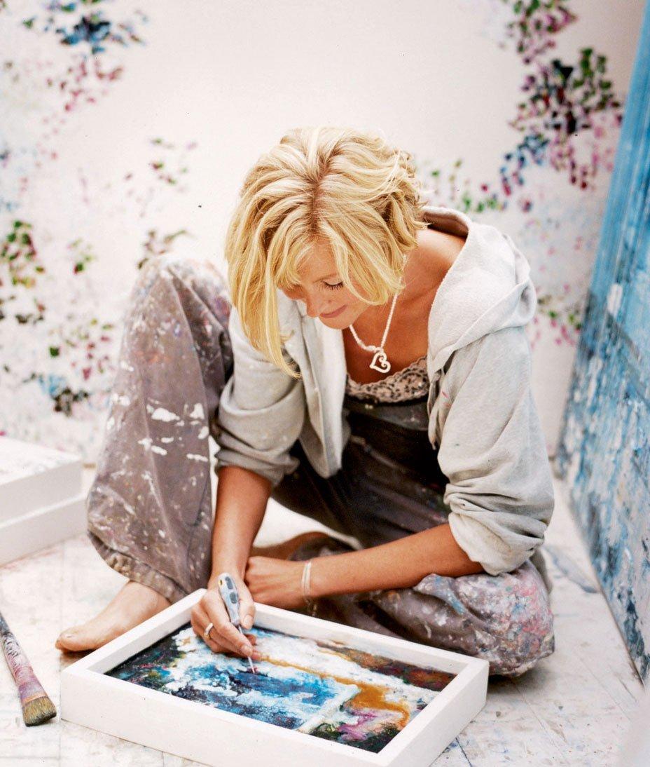 artist Jessica Zoob