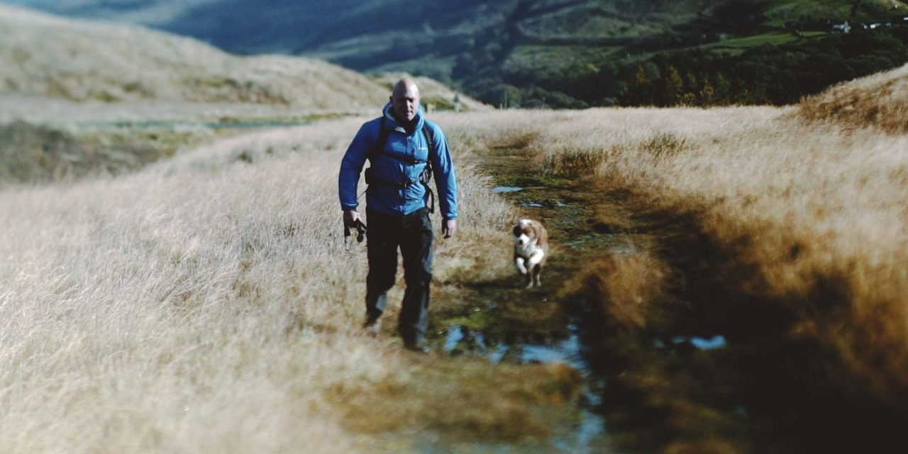 Paul Steele on Hiking and Clean for Confidence (video)
