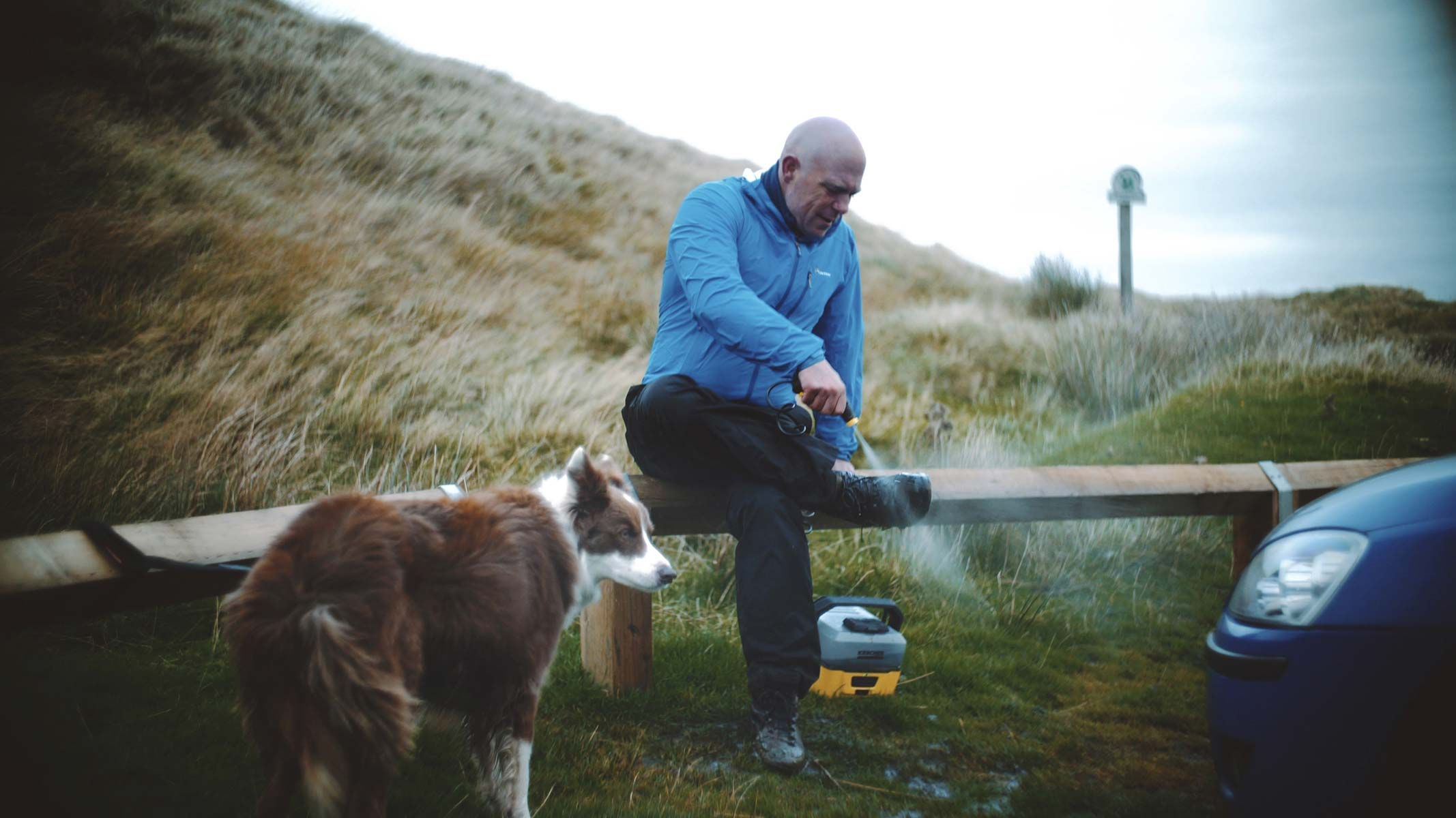 Kärcher-Paul-Steele-11-1 Paul Steele on Hiking and Clean for Confidence (video)