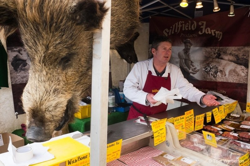 Kendal Food Festival - Celebrating the taste of Cumbria