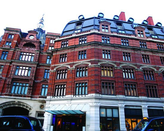 Great Luxury and Location - Andaz Liverpool Street, London