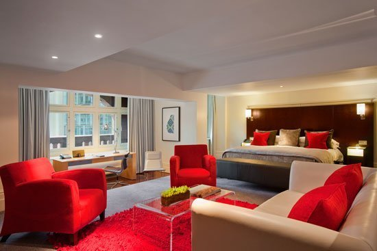 Great Luxury and Location – Andaz Liverpool Street, London