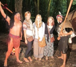 Lauren,-Grace-and-I-at-Maori-Experience- RuthPost