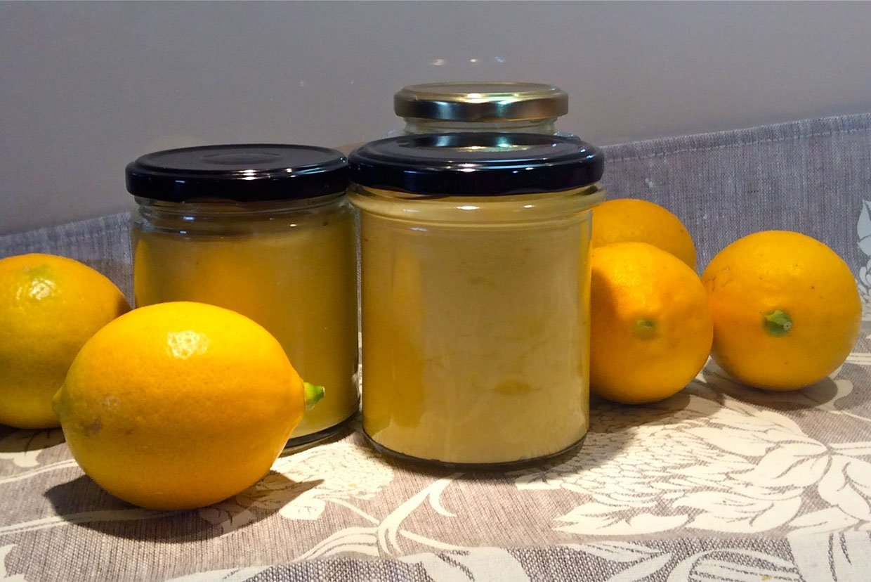 Lemon1 Tangy, Buttery Lemon Curd