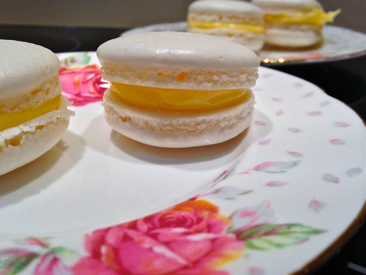 Tangy, Buttery Lemon Curd 1