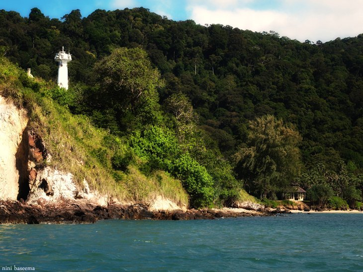 Lighttower-KohLanta Island Hopping In The Andaman Sea In Thailand
