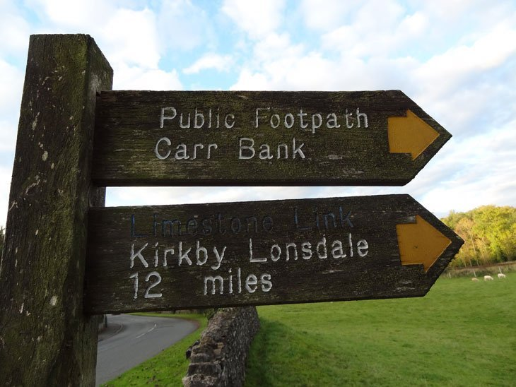 The Limestone Link – A Walk Through Cumbria Variety