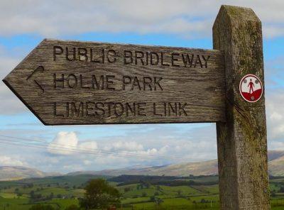 The Limestone Link – A Walk Through Cumbria Variety