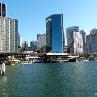 A day in the heart of Sydney