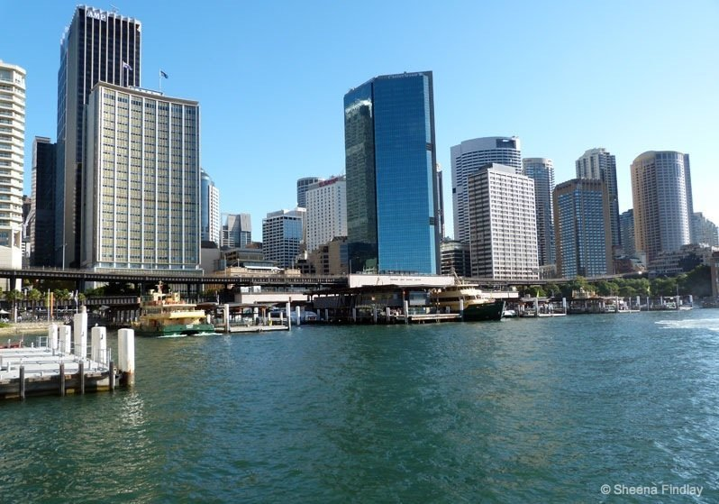A day in the heart of Sydney 1