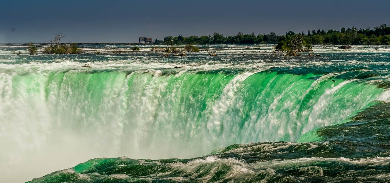 Niagara Falls, an Experience with Memories to Treasure